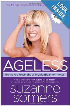 Suzanne Somers Bio-identical hormones vs. Synthetic