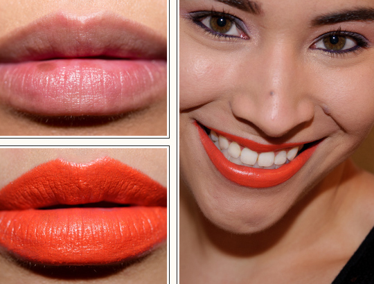 How To Wear Orange Lipstick Like a Pro!