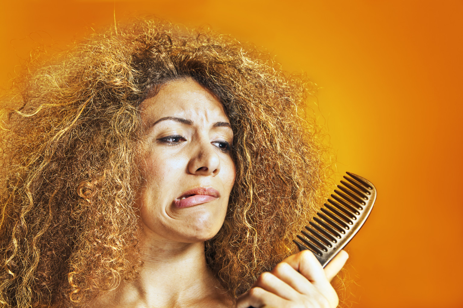 Hair Mistakes That Make You Appear Older