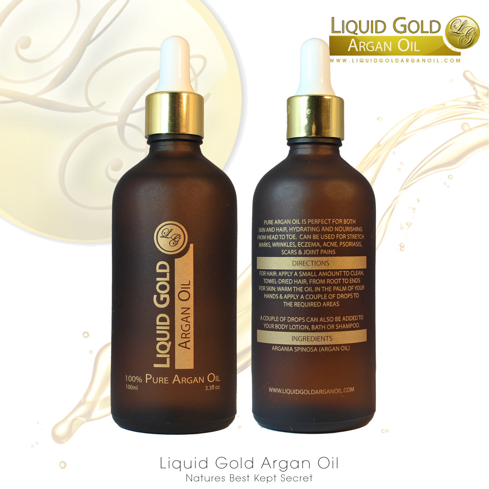 Beauty Products with Argan Oil