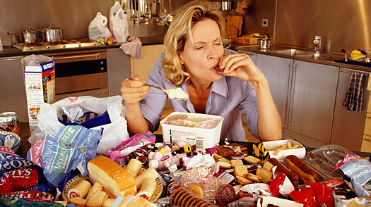 Reasons for Binge Eating