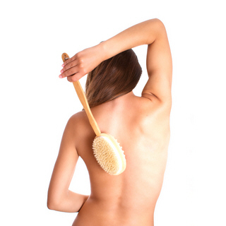 Have Smoother Skin with Dry Skin Brushing