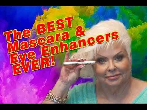 The BEST Mascara & Eye Enhancers EVER!