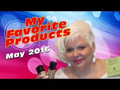My Favorite Products, May 2016
