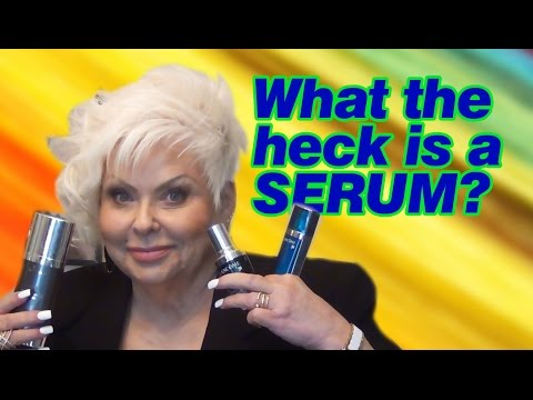 What the Heck is a Serum?