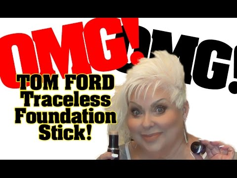 OMG!!!! Tom Ford Traceless Foundation Stick!
