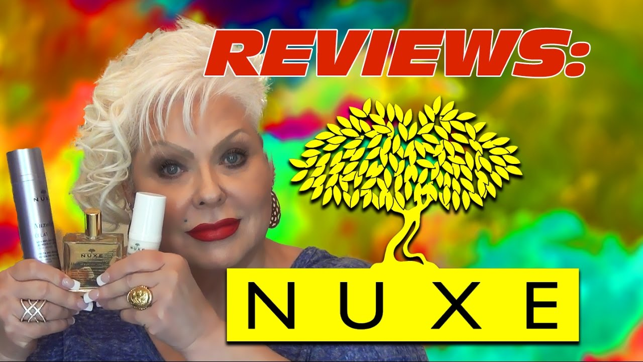 Mature Beauty Reviews – Nuxe Products – Serum, Eye Cream & Dry Oil