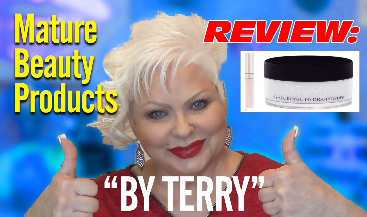 Mature Beauty Product REVIEW – By Terry Hyaluronic Hydra Powder – Baume De Rose