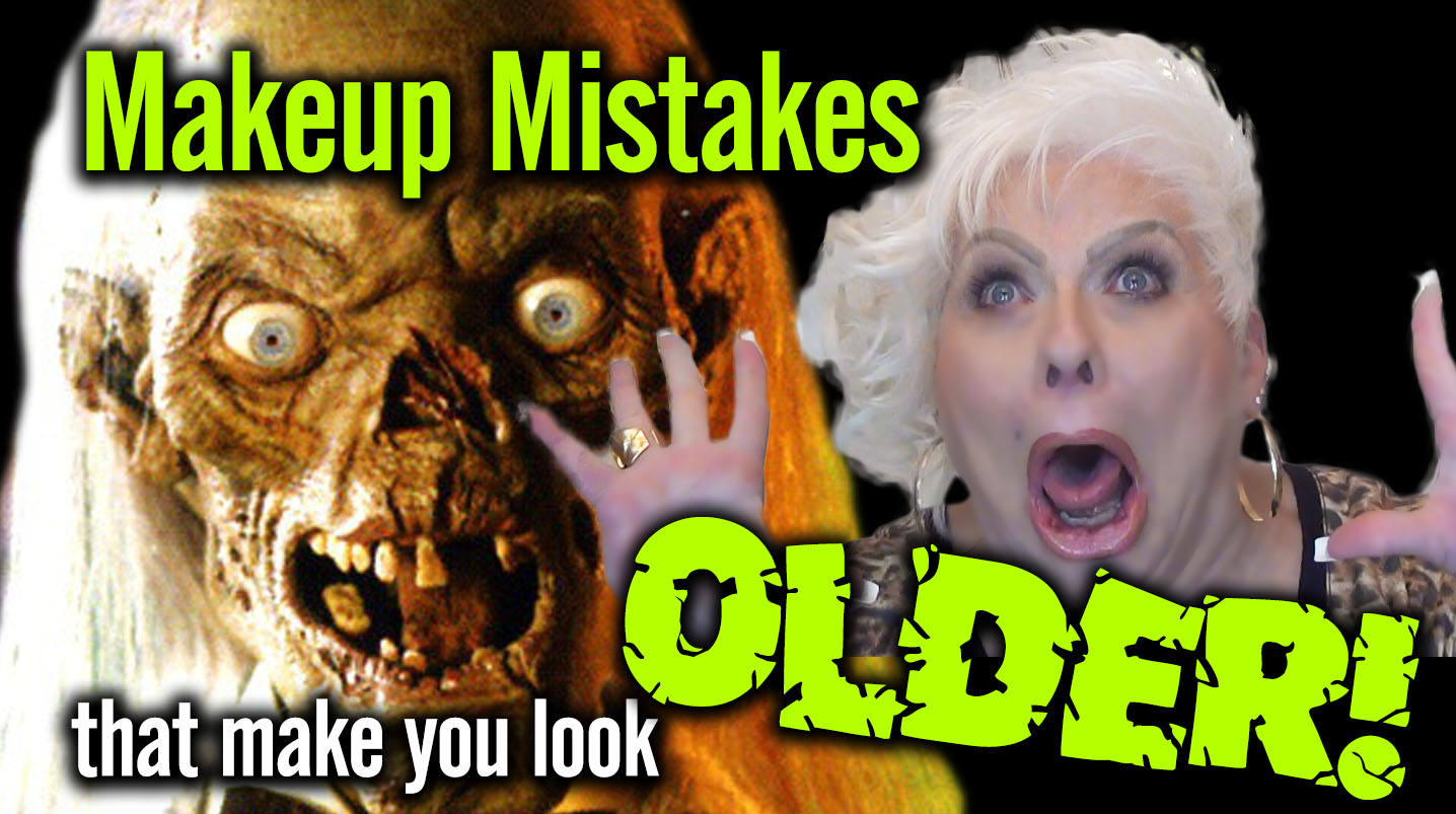 Makeup Mistakes That Make You Look OLDER!