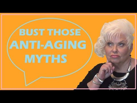 Throwback: Anti-Aging MYTH BUSTERS