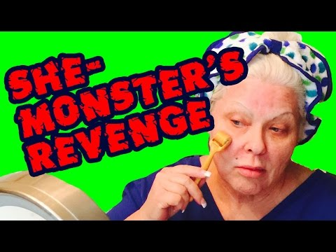 Throwback: She-Monster's Revenge!