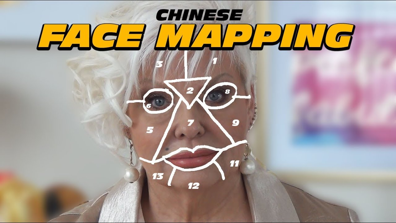 Chinese Face Mapping