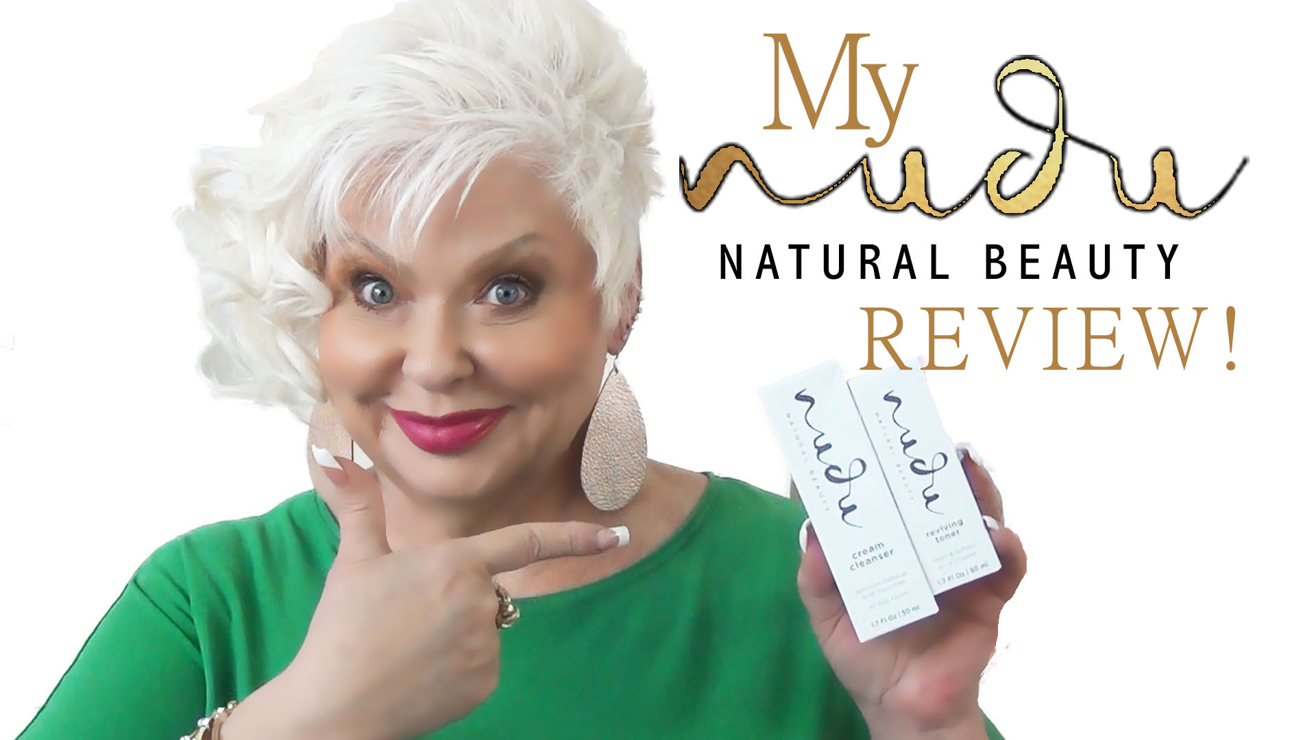 My NUDU Review: Natural Beauty for Aging Skin