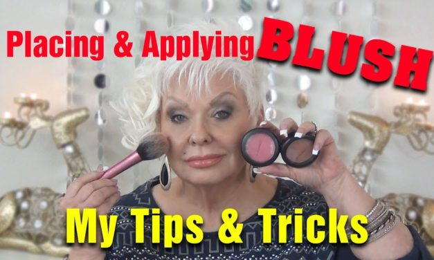 Placing and Applying Blush: Tips and Tricks