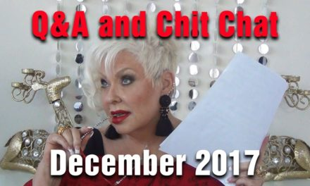 Q&A and Chit Chat, December 2017