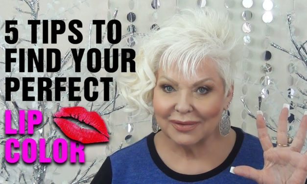 5 Tips to Find Your Perfect Lip Color