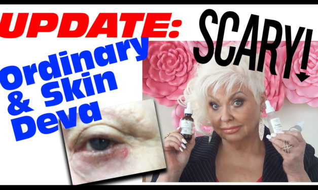 Scary Update! Ordinary & Skin Deva Products