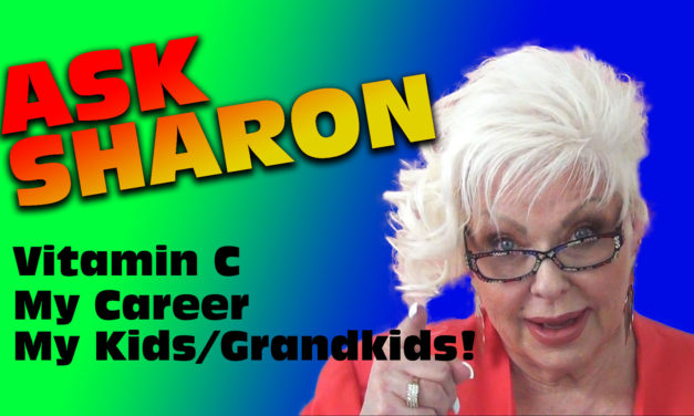 Ask Sharon: Best Vitamin C Serums / My Career & My Kids! / Q&A