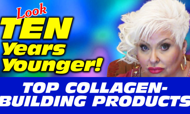 Look 10 Years Younger! 5 Collagen Building Products You MUST Use! – Over 40, 50, 60++