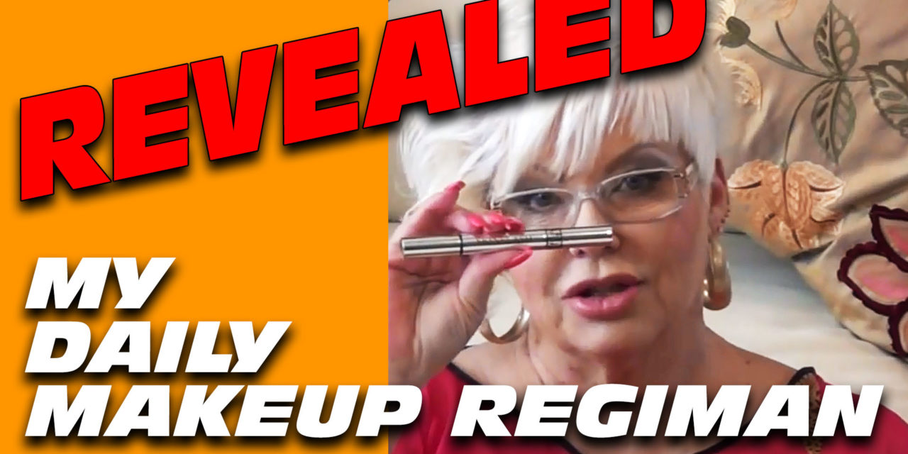 My Daily Makeup Regimen REVEALED! (Video)