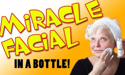 MIRACLE FACIAL IN A BOTTLE!