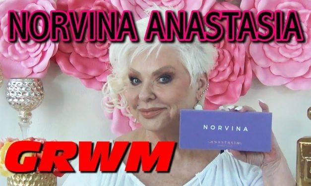 Norvina Palette by Anastasia / Eye Tutorial