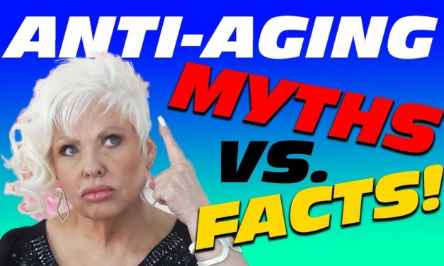 ANTI-AGING SKINCARE MYTHS VS. FACTS!