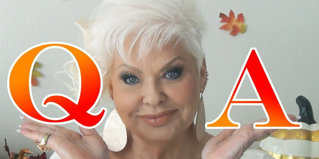 Q&A / ASK SHARON/ SKINCARE/ YOUTUBE