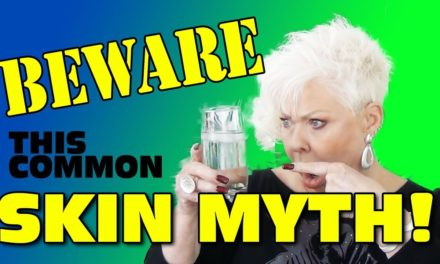 BEWARE this common Skin Myth!